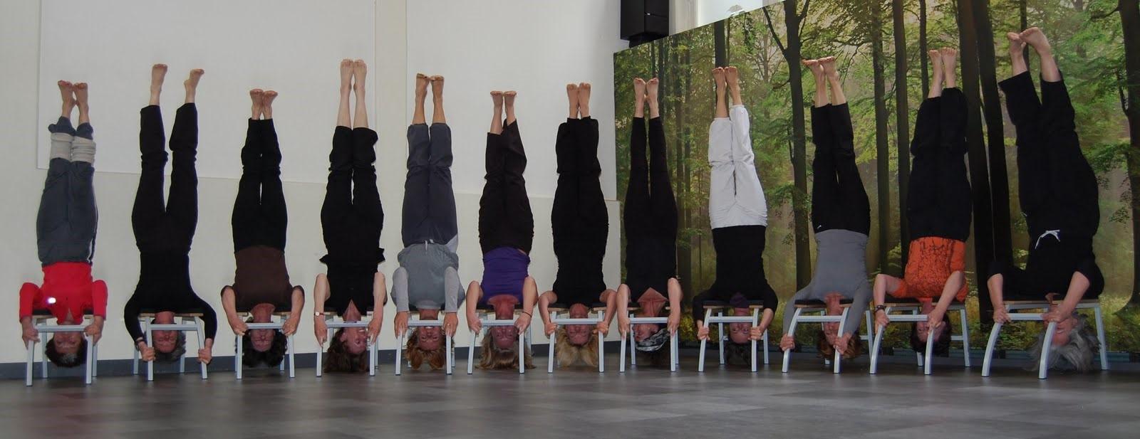 Yogapraktijk Loes aan de Maas in Rotterdam